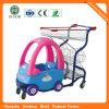 Le meilleur plastique sûr badine le chariot à achats (JS-TCT01)
