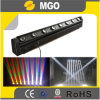 Éclairage de rondelle de mur de la lumière 8 X 10W d'étape de LED