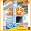 昇進(AQ7335)のための水ブースの膨脹可能な広告のテント