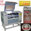 Máquina de estaca Suny-640 do cartão do laser da fonte da fábrica 60W