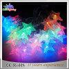 luzes de Natal internas de 3m 30LED RGB com estrela do PVC