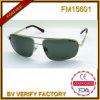 FM15601 Zonnebril van het Metaal van China van de manier de In het groot met het Merk van de Douane