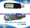 Luz de calle de la venta 12W LED del buen precio de la aprobación de Yaye 18 Ce/RoHS la mejor con USD12.5/PC y 3 años de garantía