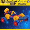 Los juguetes creativos del bloque hueco de los niños juguetes educativos