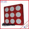 El color de emisión azul rojo LED del espectro completo crece la luz