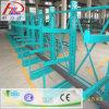 Racking Cantilever de aço aprovado do armazenamento de cremalheira do Ce