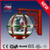 Weihnachten Tree Weihnachtsmann Decoration Wall Lamp mit Music