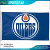 Squadra ufficiale 3 ' bandierina del hokey del NHL dei lubrificatori di Edmonton di X 5 '