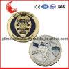 La policía militar del ejército de la aduana 3D de la fábrica de BSCI China desafía la moneda