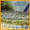 Modelo de las propiedades inmobiliarias del ABS de la alta calidad/modelo arquitectónico que hace/modelos comerciales del edificio/toda la clase de fabricación de las muestras/de modelo de la casa/de modelo de la comunidad de Dubai