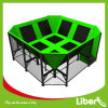 China Supplier Small Size Children Trampoline para Jumping
