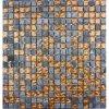 De hete Tegel van de Muur van de Mozaïeken van de Verkoop Gele Marmeren voor Nvl30188