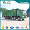 Sinotruk HOWO 8X4 Front Liffing Hyva Tipper Dump Truck
