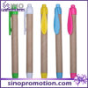 Clip Logo Printing Promotional Advertizing를 가진 두꺼운 Eco-Friend Ball Pen