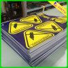 Cortar el tablero de la espuma con tintas del PVC de la impresión de Digitaces