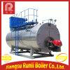 Gás e petróleo Horizontal-Montados - vapor despedido Boier ou caldeira