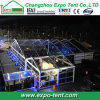 Grosses Luxury Clear Roof Party Wedding Tent für Evenings