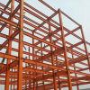 Edificio del almacén y de la estructura de acero