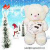 Orsacchiotto Bear Soft Stuffed Animal Fur Pet Puppet Plush Toy per Children