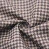 Ткань кожи персика способа напечатанная полиэфиром с Twill для курток
