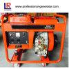 5.5kw draagbare Diesel Generator, de Generator van de Stroom van het Huis
