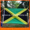 Автомобиль полиэфира зеленый черный желтый рекламируя флаг
