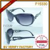 Lunettes de soleil de mode pour la femme avec l'aperçu gratuit (F15330)