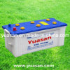 12V150ah Lead Acid Dry Car Battery N150 Truck Battery