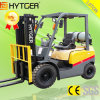 3 hydraulischer Gasoline/LPG Gabelstapler Tonnen-China-