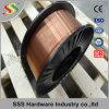 Collegare di saldatura schermato CO2 rivestito di rame di MIG dell'acciaio dolce Er70s-6
