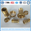 Connection e Brass masculinos Material Water Meter Pipe Fitting