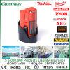 Batería del reemplazo de la alta calidad para las herramientas eléctricas de Milwaukee M12 48-11-2401 C12b