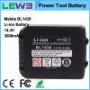 Батарея Bl1430 електричюеского инструмента Makita перезаряжаемые резервная