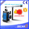CE Approval Wheel Alignment e Balancing Machine de Decar V3dii