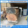 Feito da madeira serrada de alta freqüência da noz de China em máquina de secagem