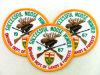 Asociación irregular Marcas Diseño bordado personalizado ( MA- 1002 )