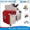 Ce аттестации и ювелирные изделия ISO сварочный аппарат пятна лазера