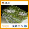 Modelos modelo arquitectónicos/modelo/modelo antiguo de la configuración/modelo del fabricante/de la exposición del edificio de modelado del jardín botánico