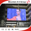 Indoor Advertizing Display를 위한 P4 LED Display Panel