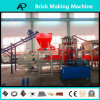 PLC Control를 가진 자동적인 Hollow Brick Making Machine Price