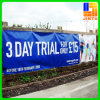 Grande Fabric Printing Street Hanging Banner per Promotion