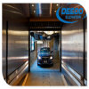 Elevatore pesante dell'automobile delle merci di caricamento della stanza della macchina