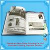 Catálogo del Hardcover, folleto, aviador, prospecto, servicios de impresión del librete