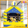 Casa de salto inflável amarela do salto (AQ508)