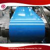 Colorir aço galvanizado mergulhado quente revestido para a folha PPGI da telhadura