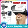 Prix usine du cadre 2.0 de Vr d'écouteur en verre 3D Vr de virtual reality