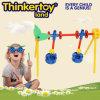 プラスチックDIY振動幼児ギフトのおもちゃ