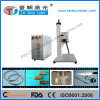Machine d'inscription de laser de fibre pour élém. élect., matériel, horloge