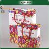 Многоразовый мешок Tote покупкы рождества супермаркета способа