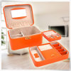 Haltbare PU Leather Jewelry Box für Packaging
